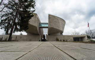 slovak national uprising memorial