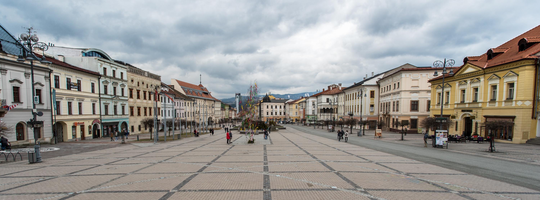 banska bystrica main square