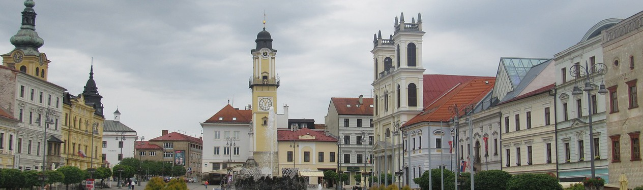 Clock Tower Banska Bystrica