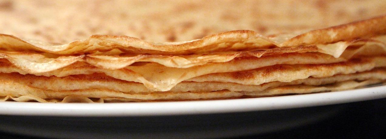 Pancakes, Bonjour Crepes