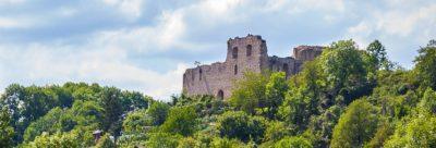 Barbora Way - Sasov castle