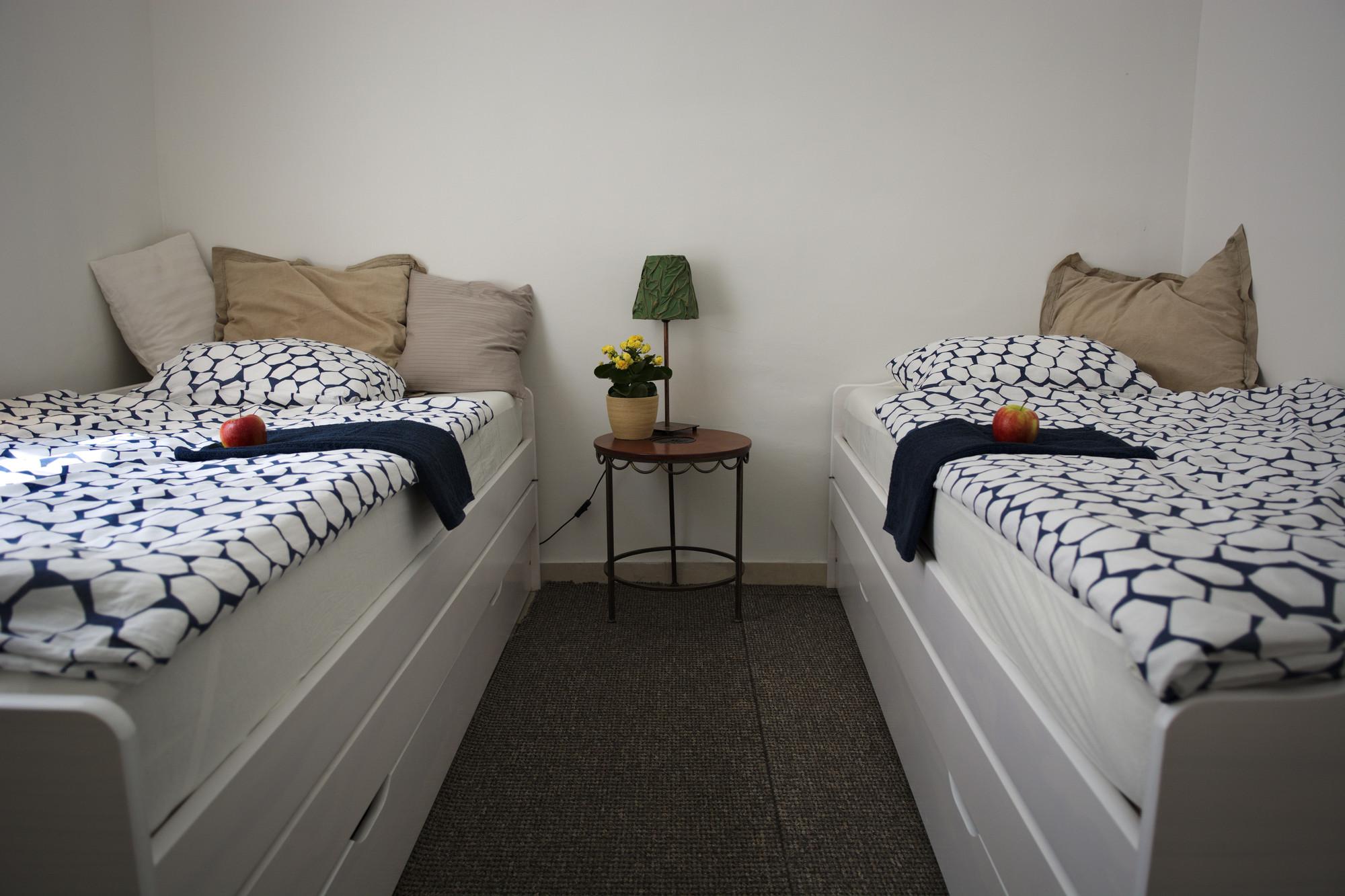 twinroom gran hostel accomodation klak