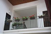 gran hostel inner courtyard